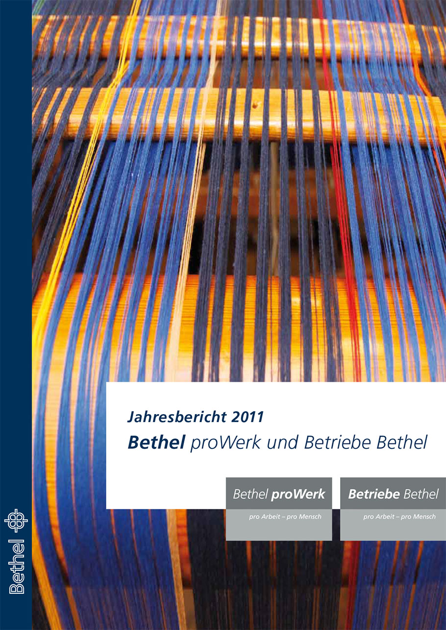 Bethel proWerk Jahresbericht 2011 - Download PDF