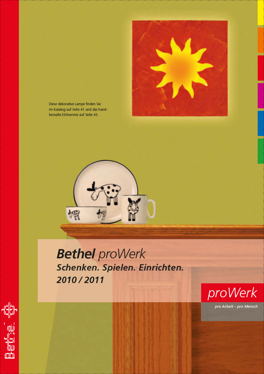Bethel proWerk Katalog 2010 / 2011 - Download PDF