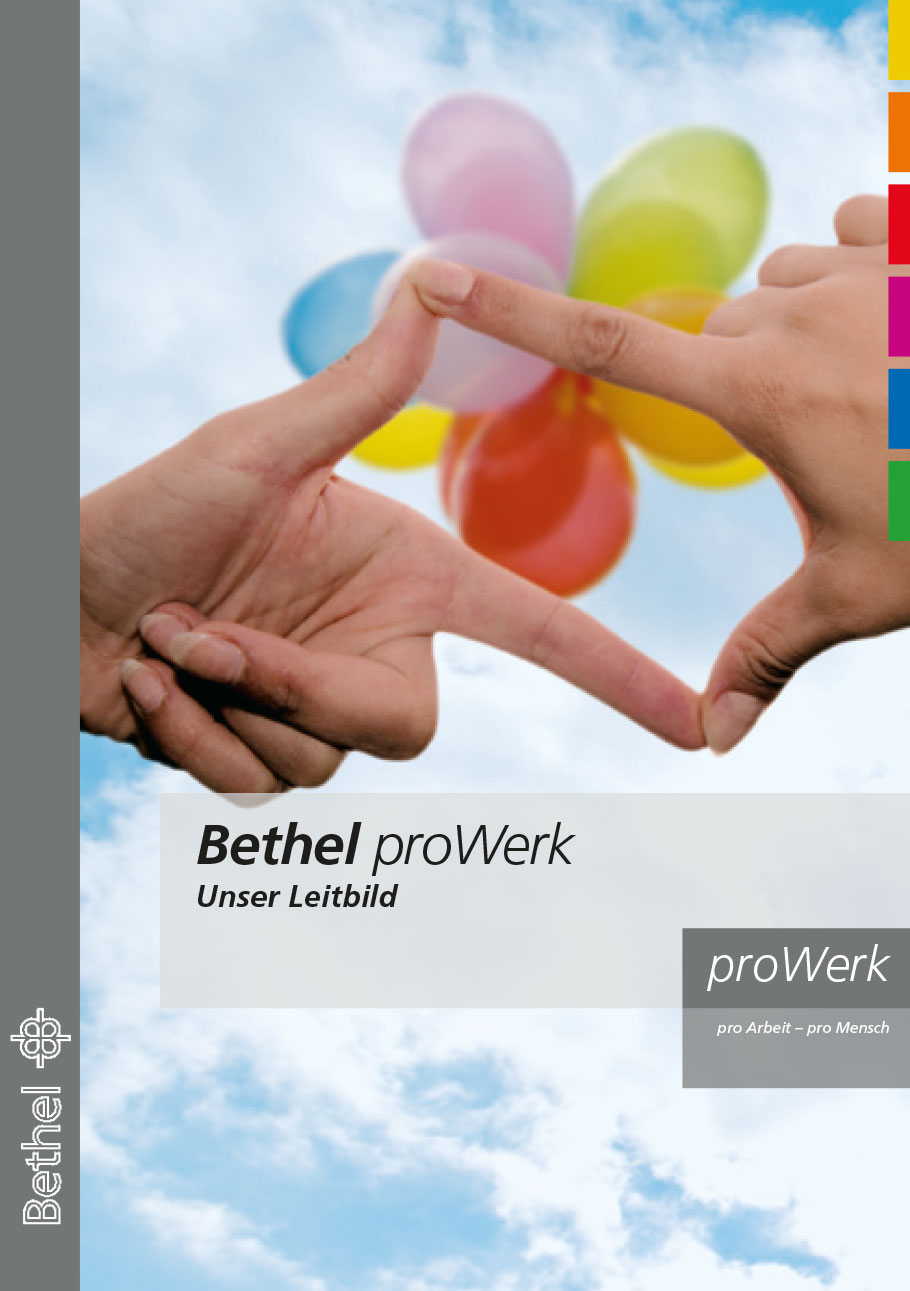 Bethel proWerk: Unser Leitbild - Download PDF